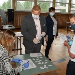 Egzamin w czasie pandemii