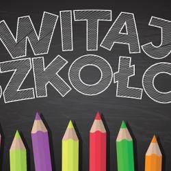 Nowy rok szkolny i nowe zasady